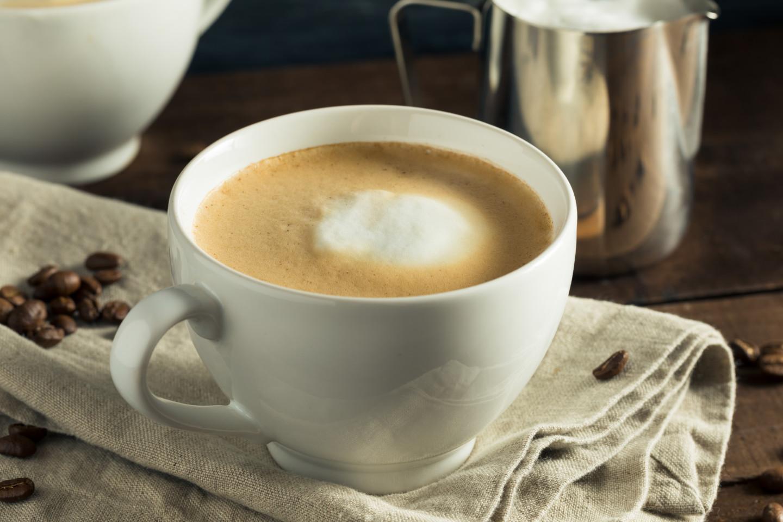 Ein Kaffee auf der Vorburg